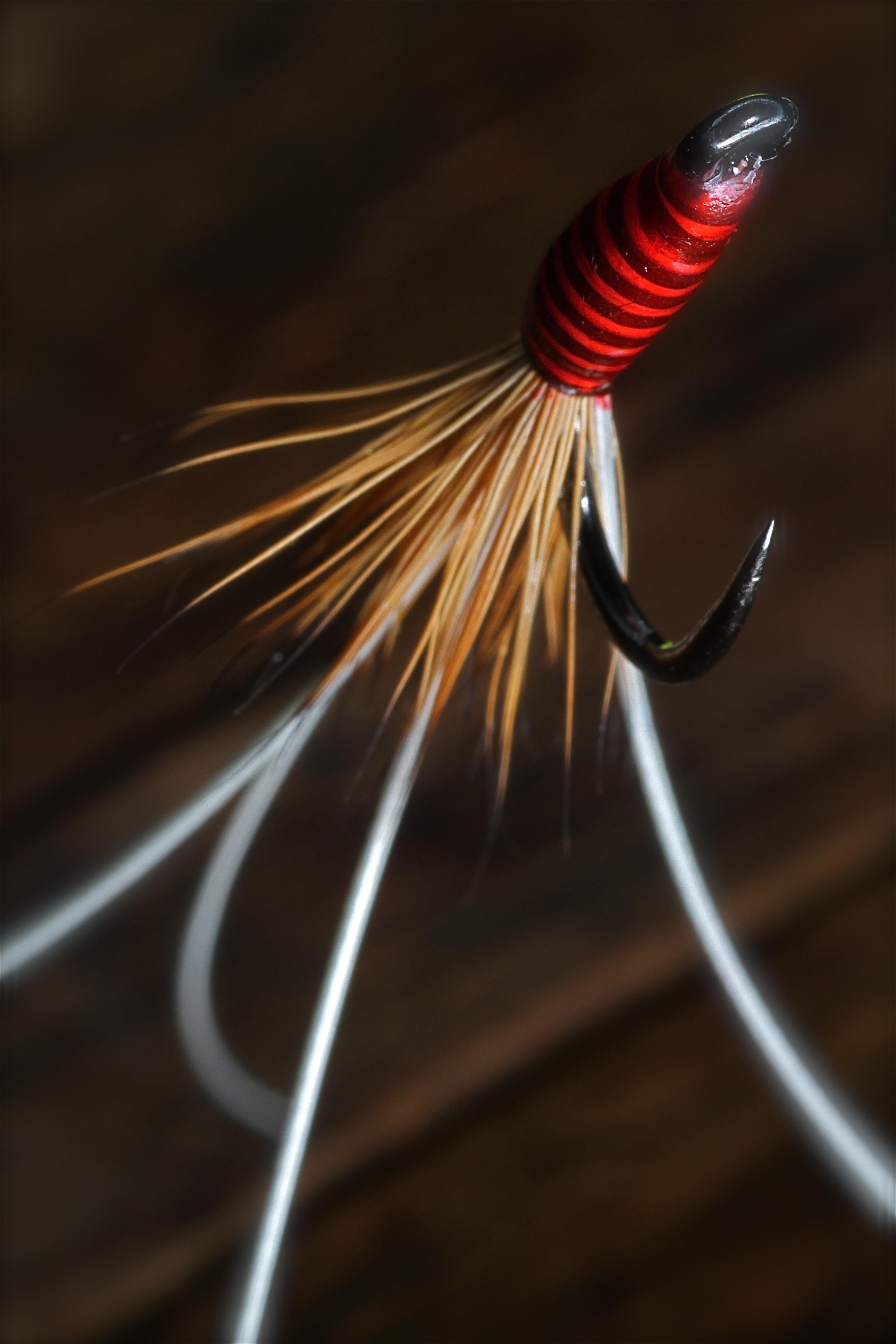 propen streamer sea trout fly fishing