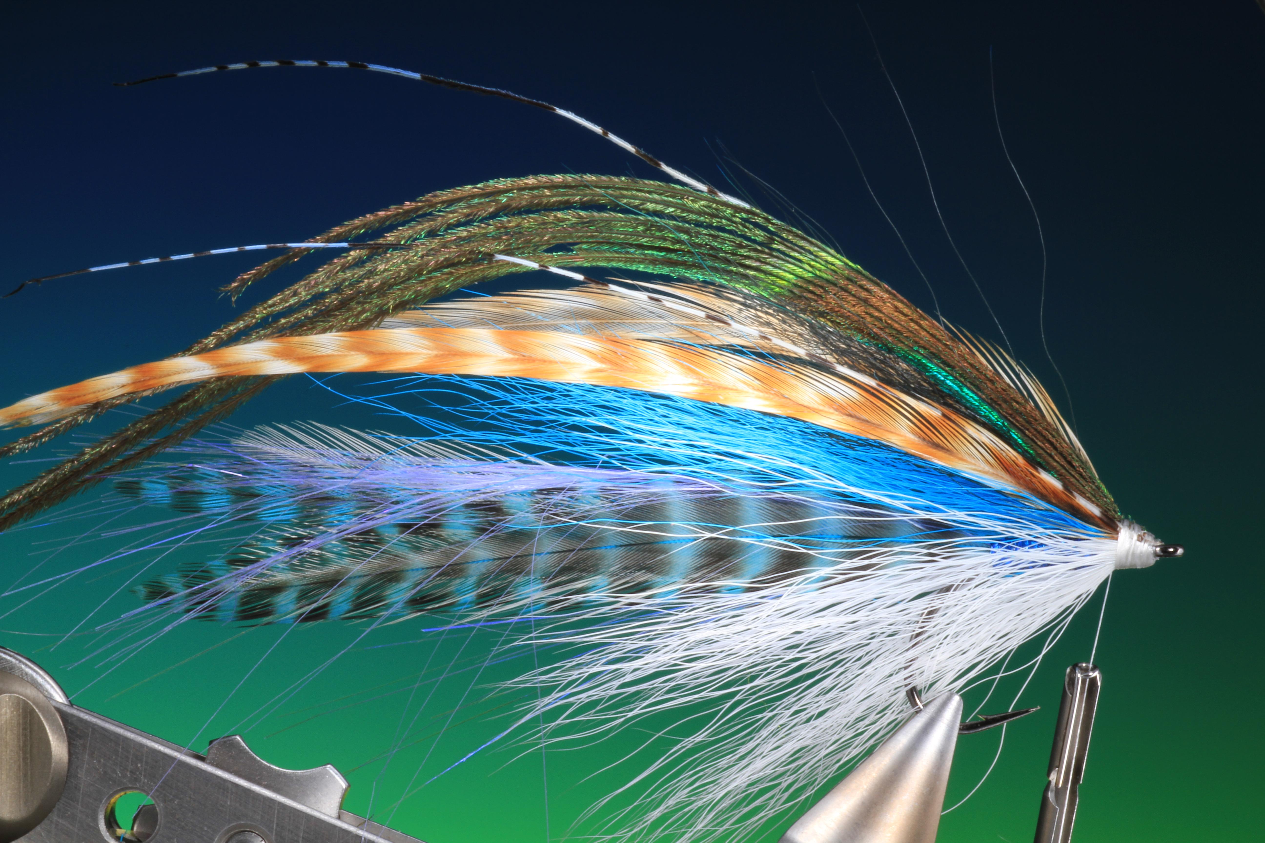 sea trout streamer tutorial