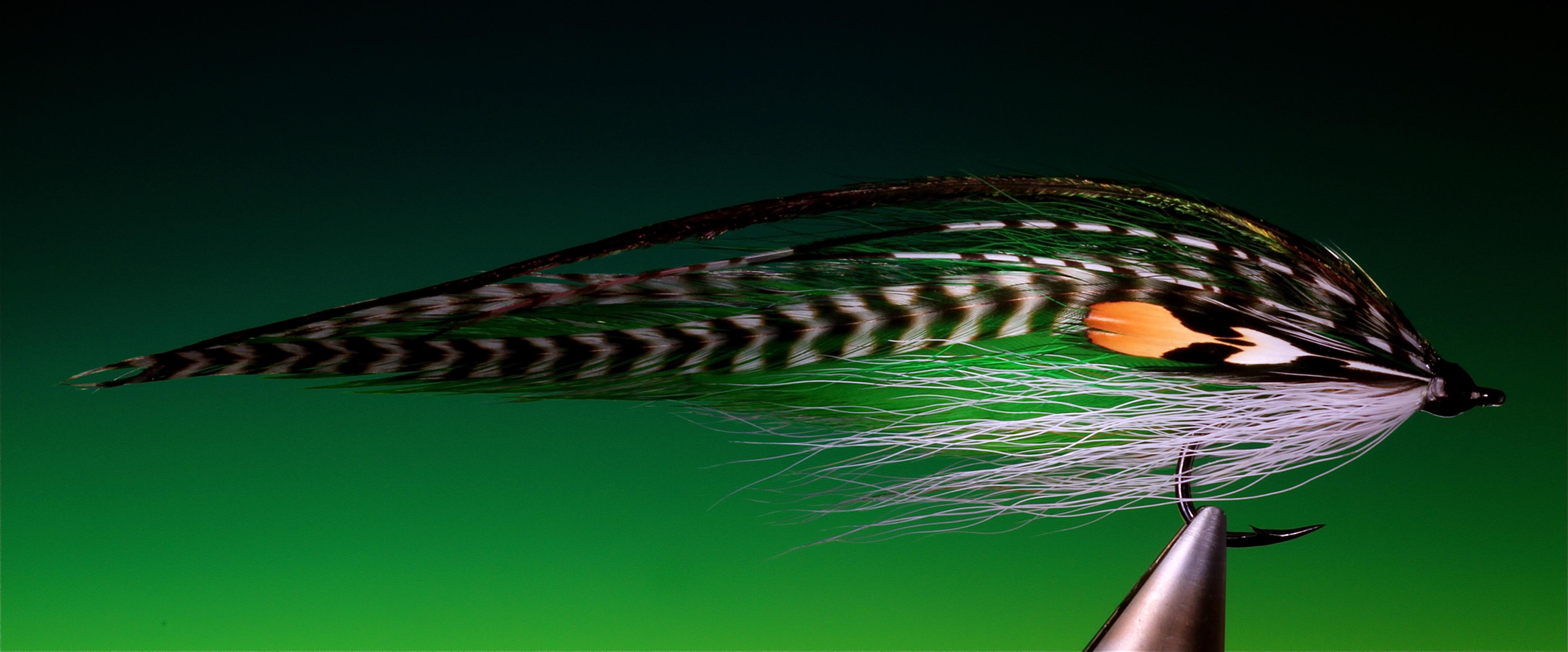 sea trout streamer Hoodlum