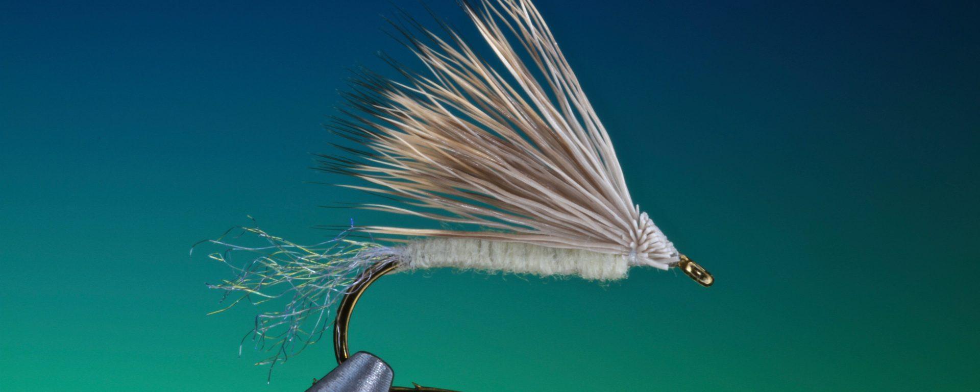fly tying X-Caddis dry fly
