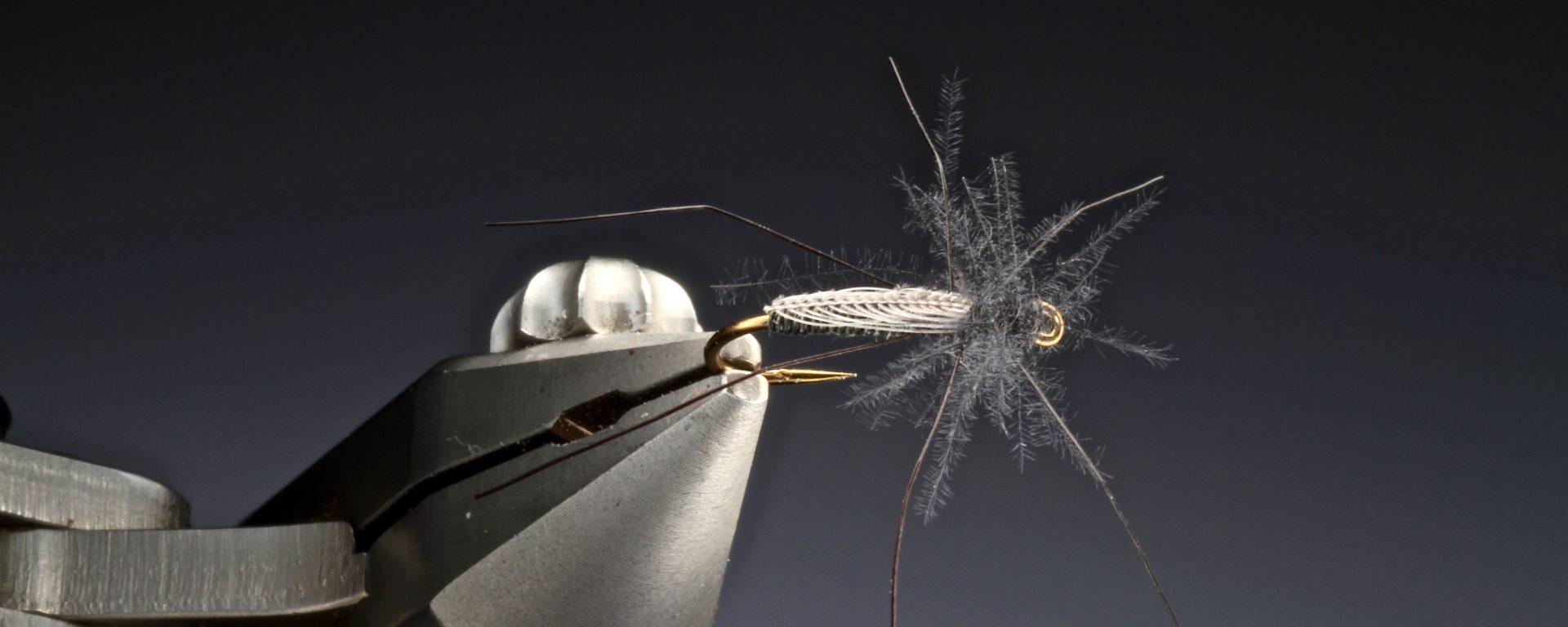 fly tying Long legged adult midge
