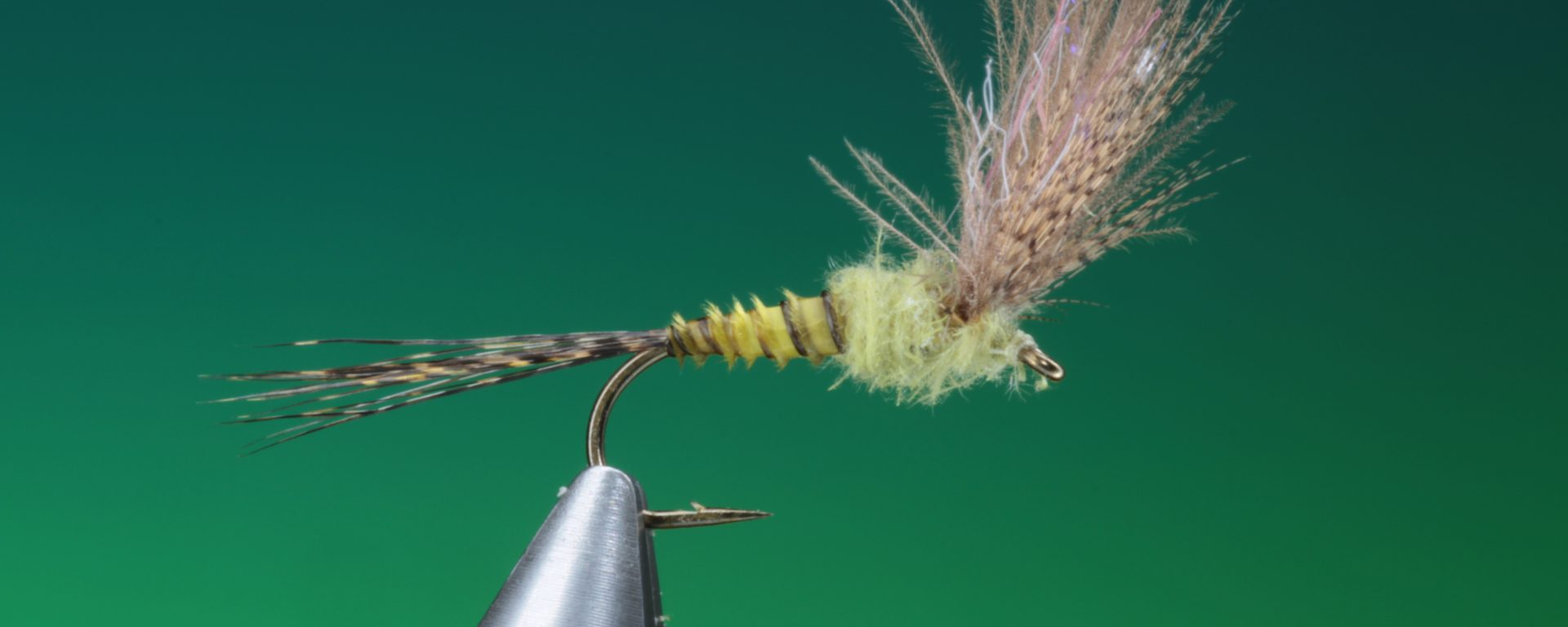 fly tying Mixed wing Comparadun