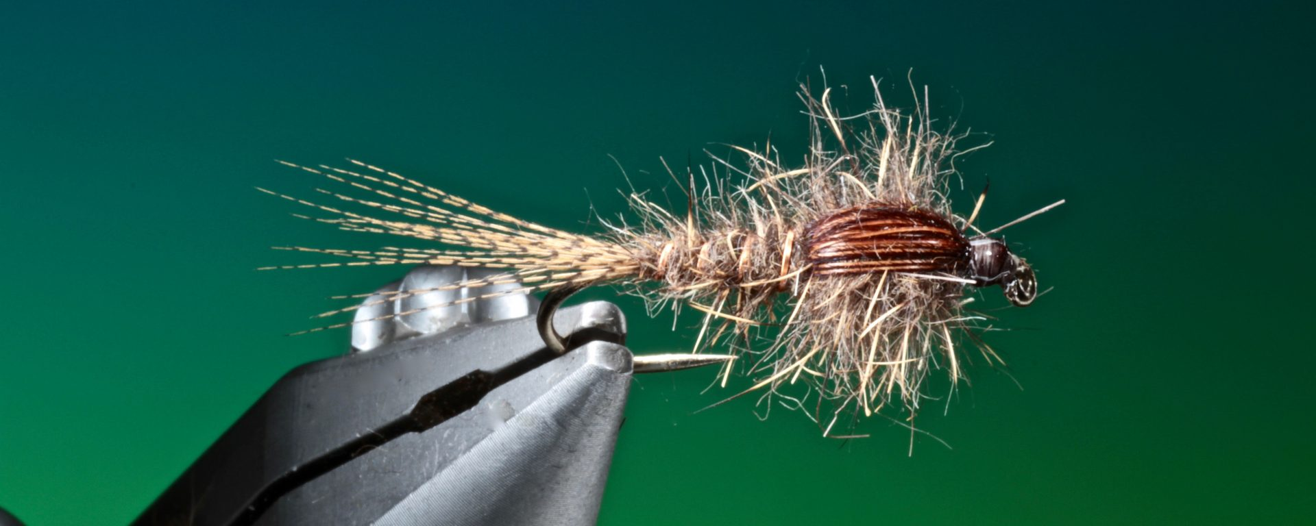 How to tie Hares Ear nymph Variant