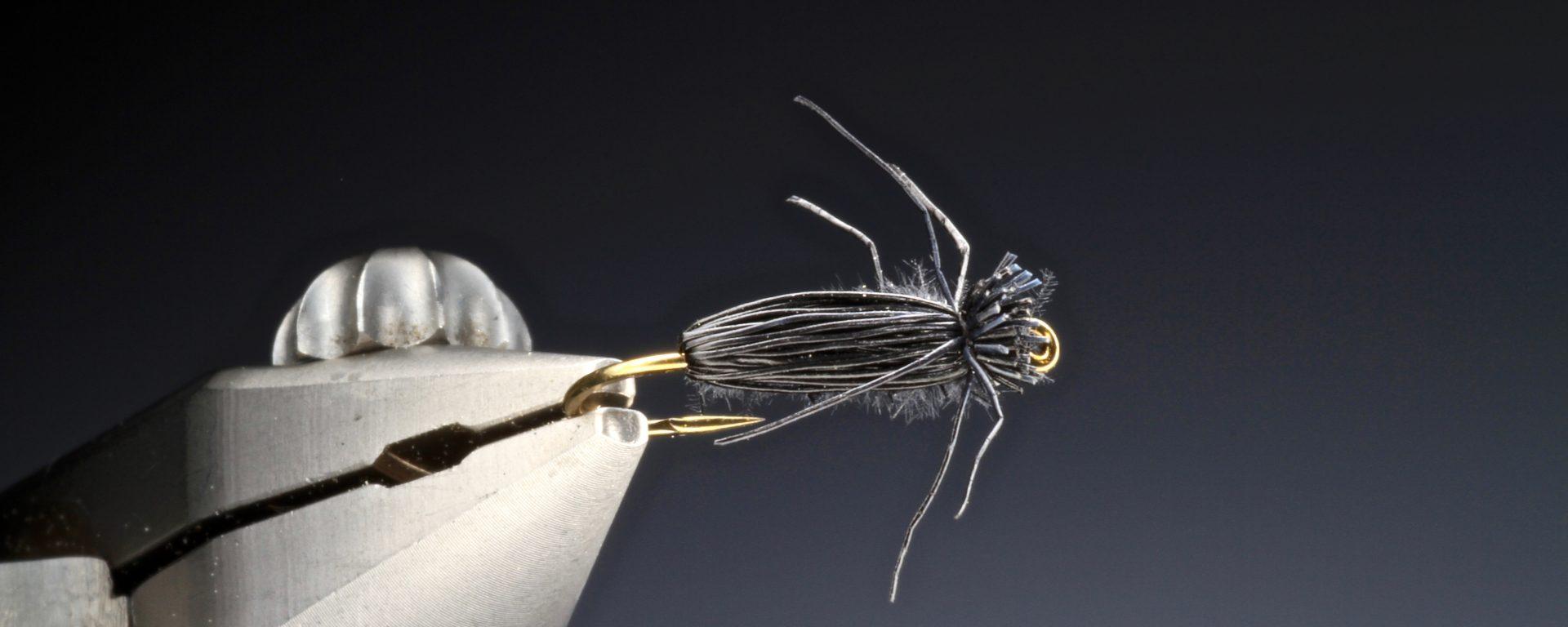 fly tying The Beetle Bug