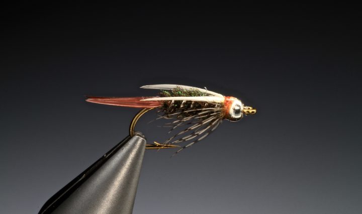 fly tying nymph prince