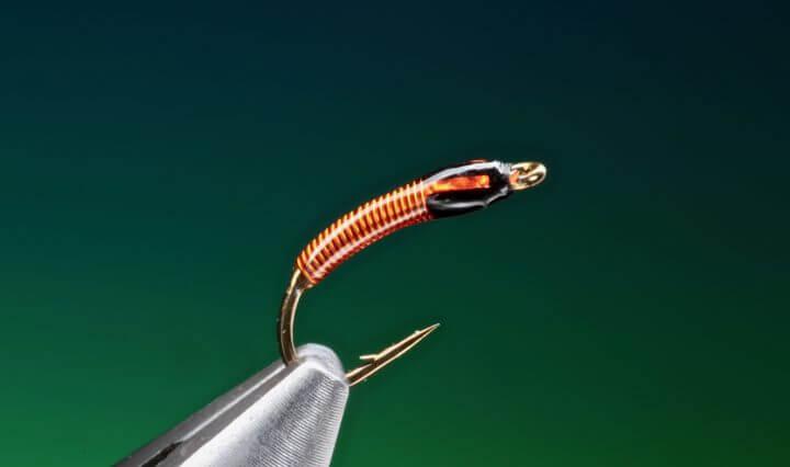 fly tying Ultra midge