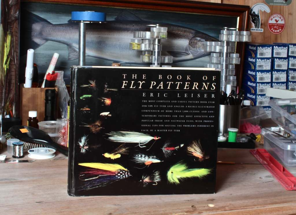 Eric Leiser's - The Book Of Fly Patterns