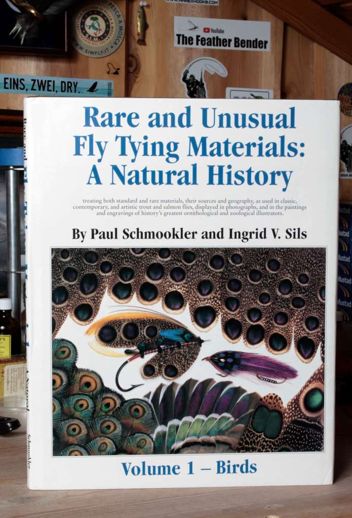 Paul Schmookler and Ingrid V. Sils - Rare and Unusual Fly Tying Materials: A Natural History