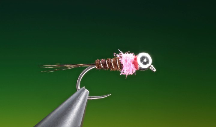 Frenchie Fly tied by Barry Ord Clarke