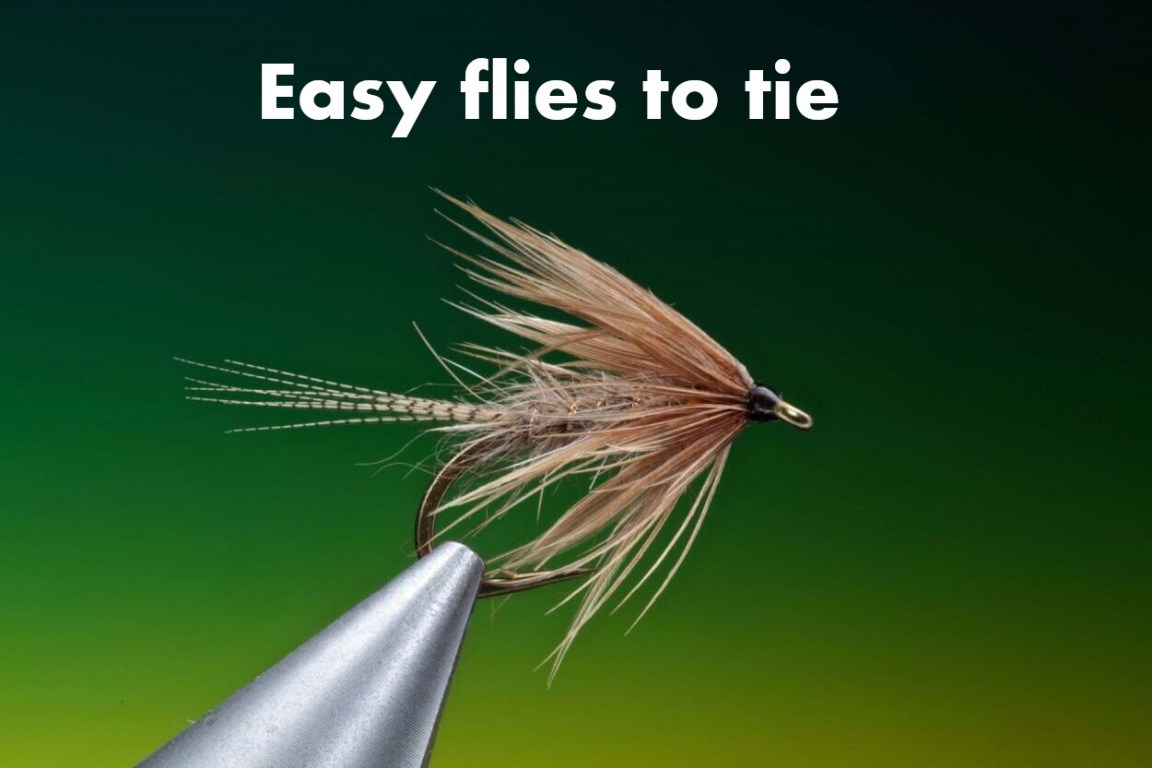 easy flies to tie recommendation by barry ord clarke