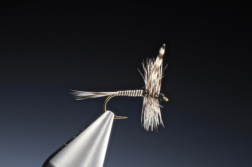 midge fly patterns tied by Barry Ord Clarke