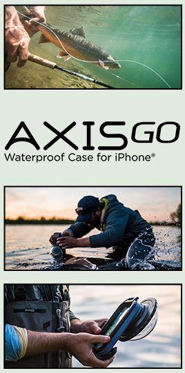 AxisGO Waterproof Case for iPhone